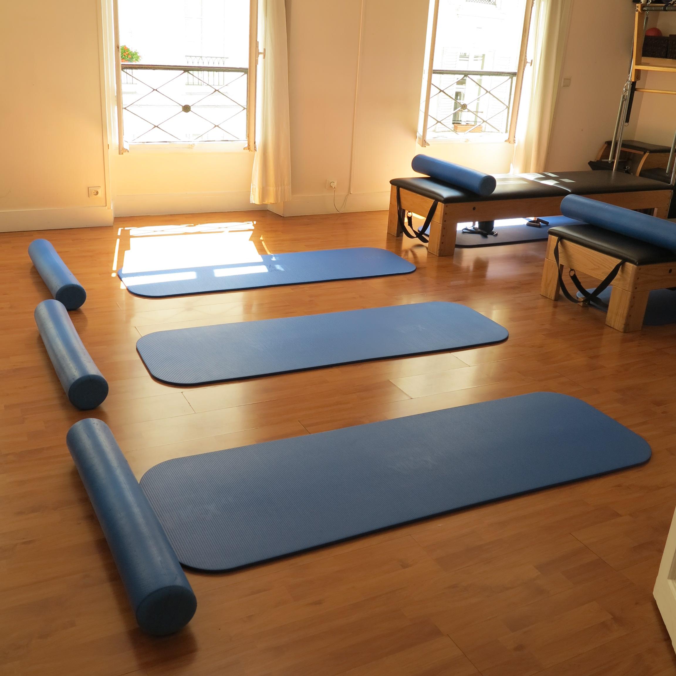 Salle 1 du studio keana la méthode pilates